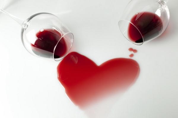 Алкоголь понижает холестерин