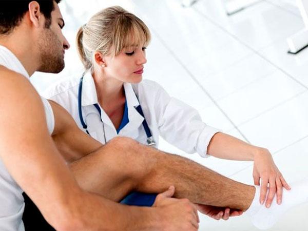 ЛФК голеностоп комплекс базовых упражнений при заболеваниях и травмах