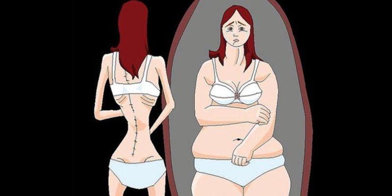 Правильное питание при анорексии