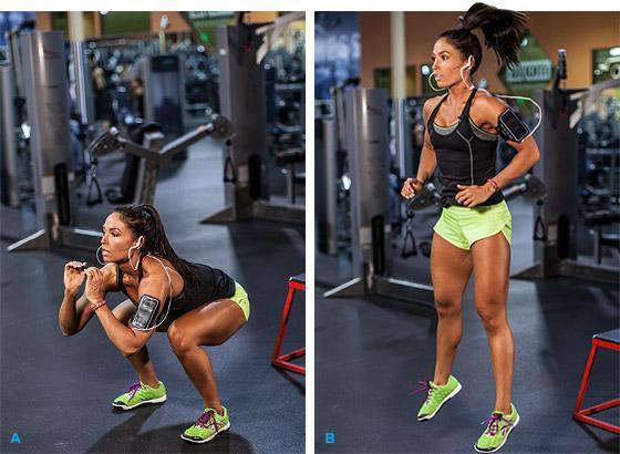 Кардио и силовые тренировки как сбросить вес