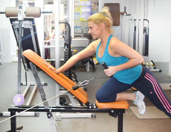Можно ли при остеохондрозе ходить в тренажерный зал