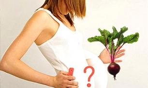 Польза свеклы варёной для беременных
