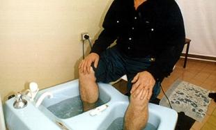 Ножные ванны при больных суставах мазь для суставов лошадей купить харьков алезан