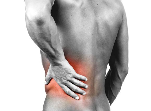 Ушиб спины при падении лечение в домашних
