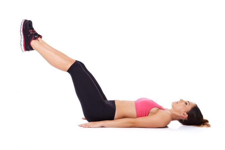 Упражнения на нижний пресс в домашних условиях, эффективный комплекс
