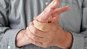 Остеохондроз шейного отдела позвоночника онемение пальцев рук