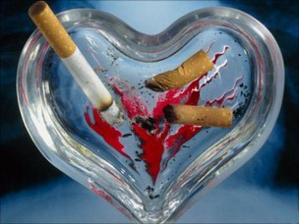 Восстановление сосудов после отказа от курения
