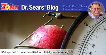 Зональная диета доктора Барри Сирса польза и вред план и блоки питания меню на неделю