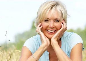 Как похудеть в возрасте 55 лет женщине