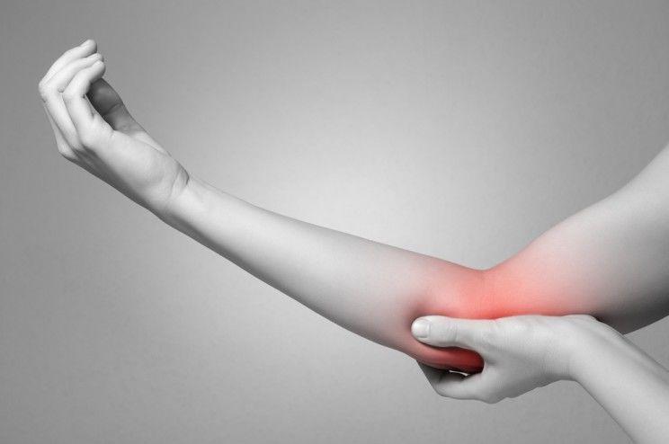 Мазь от воспаление локтевого сустава