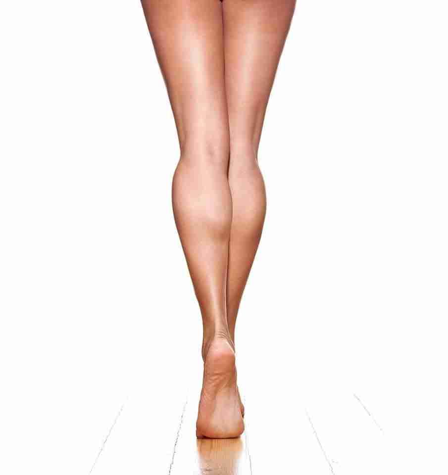 Что делать, чтобы похудели ноги: упражнения