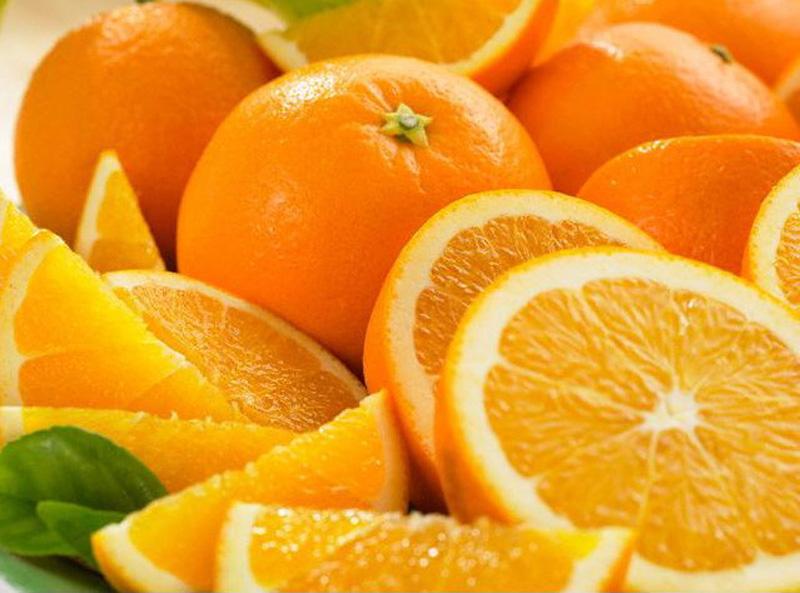 Калорийность Сушеные апельсины. Химический состав и пищевая ценность.
