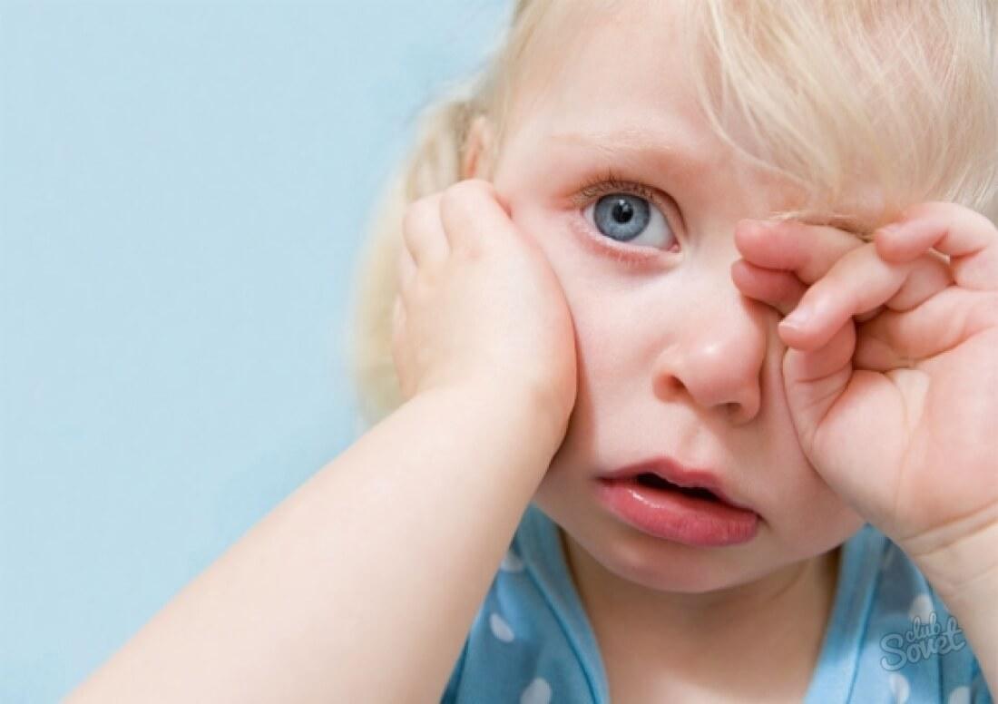 Заложило ухо у ребенка при насморке