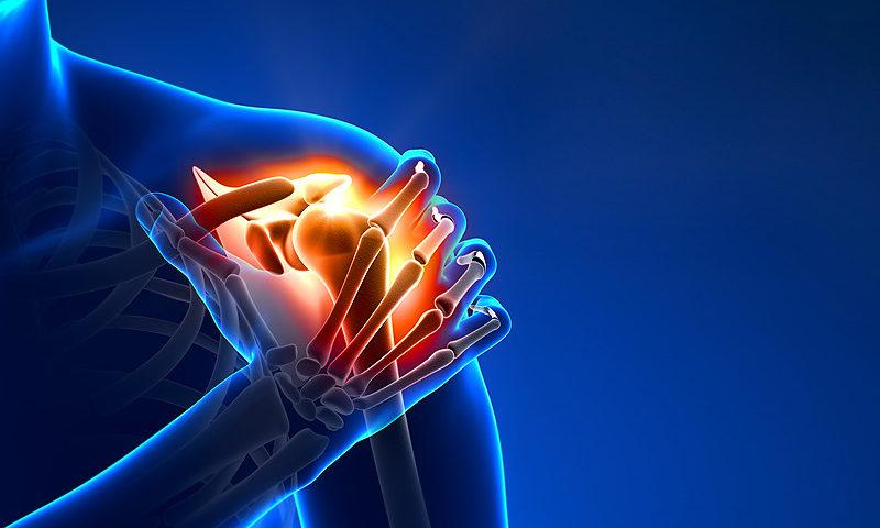Если болит плечевой сустав правой руки лечение народными средствами