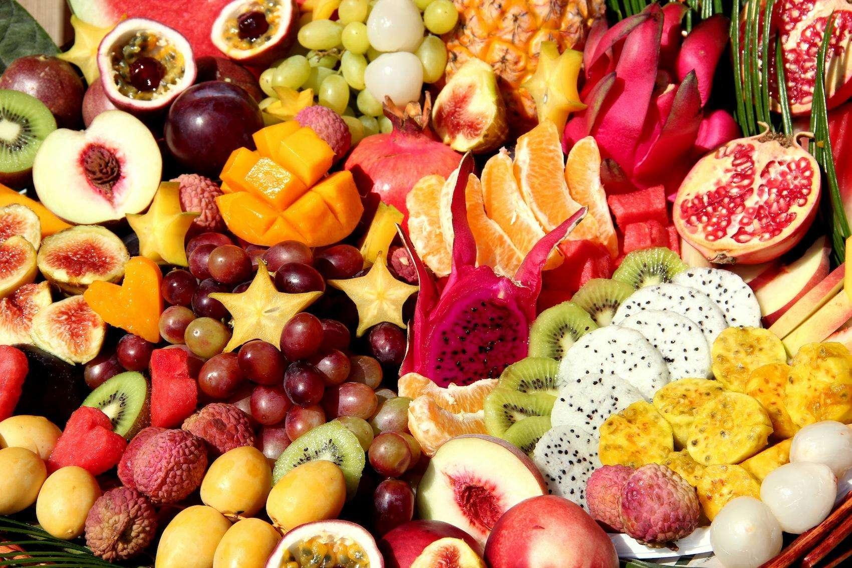 Какими бывают экзотические фрукты