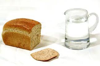 Можно ли похудеть на хлебе и воде