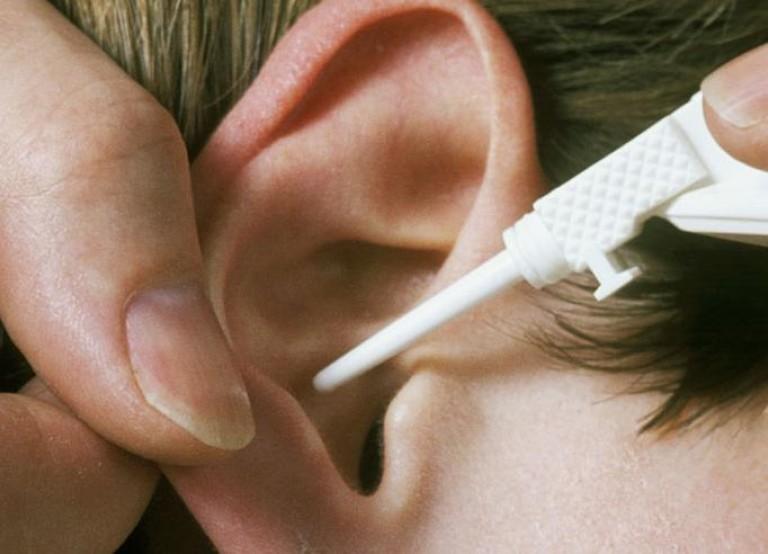 Флуконазол капли ушные