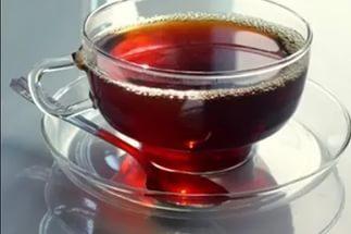 Диета на черном чае для похудения