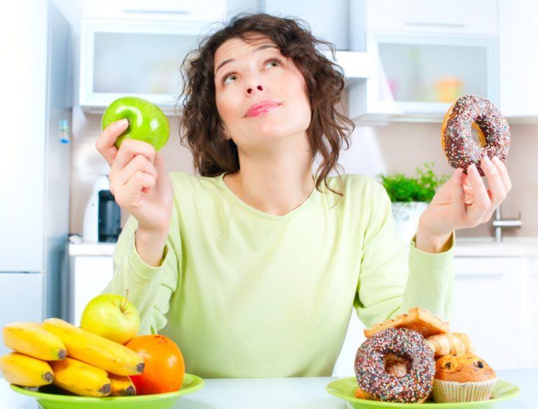 Как похудеть после 40 лет женщине: правильное питание