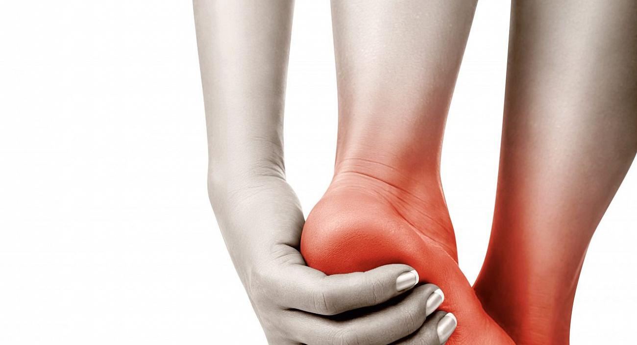 Что делать если болит ступня при ходьбе
