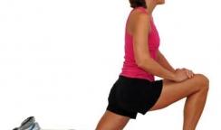 Комплекс упражнений для растяжки ног с видео