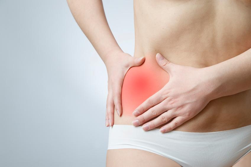 Болит правый бок при физических нагрузках