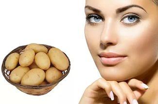 Картофельные маски для лица: подарите новую жизнь увядающей коже