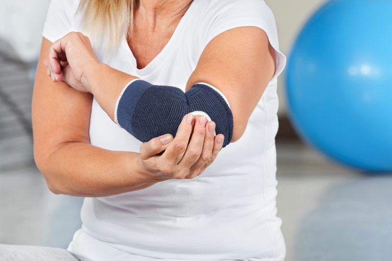 Болят локтевые суставы после тренировки