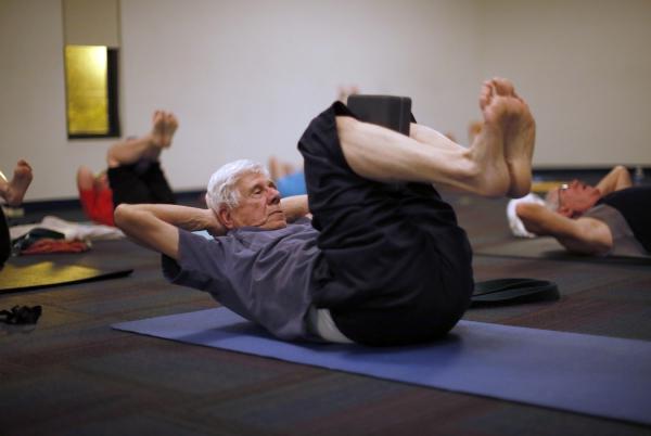 Спорт при остеохондрозе шейного отдела