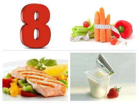 Диета при диабете 2 типа и ожирении.