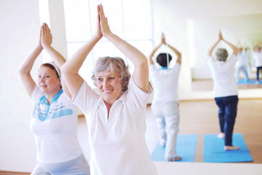 физические нагрузки при сердечной недостаточности у женщин