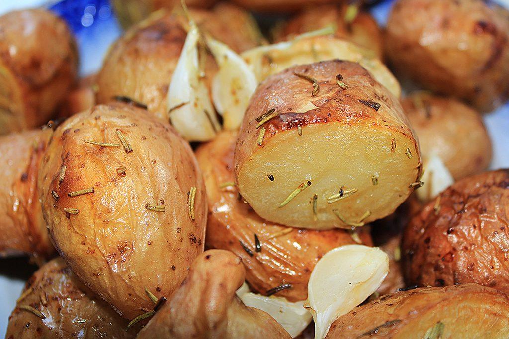 Запеченная Картошка Для Похудения Рецепт.