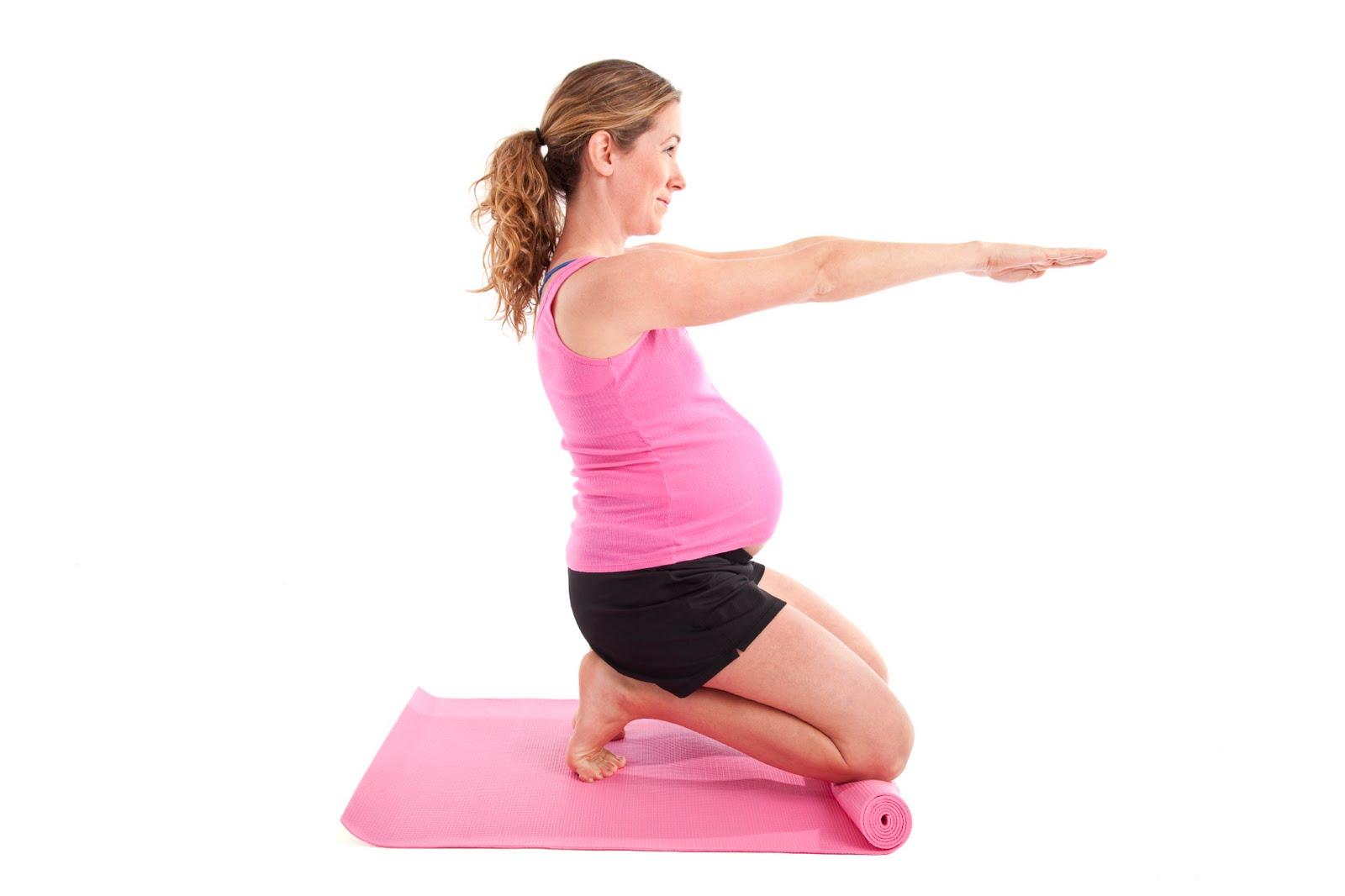 ЛФК при беременности полезная гимнастика для беременных