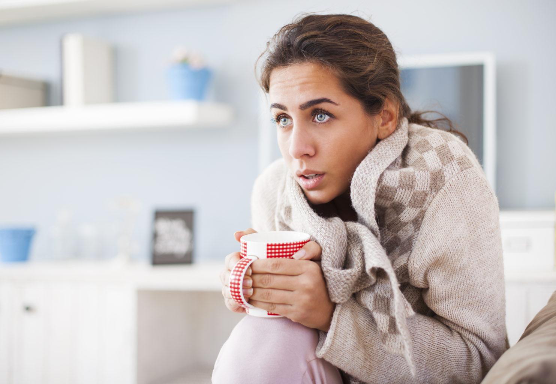 Озноб без температуры: причина недомогания. Озноб без температуры: причины и методы лечения
