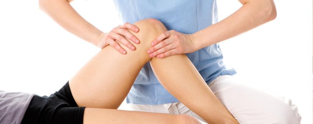 Сильно болит колено ночью