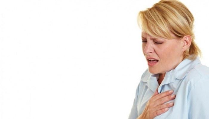 Боль при кашле в грудной клетке слева