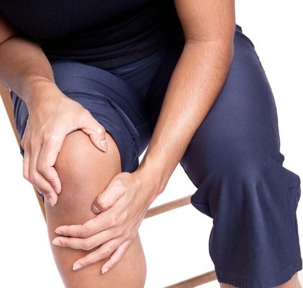 Ушиб колена: лечение в домашних условиях