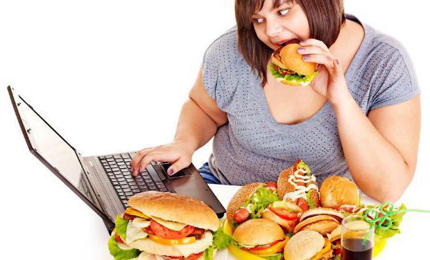 вредная еда для кишечника