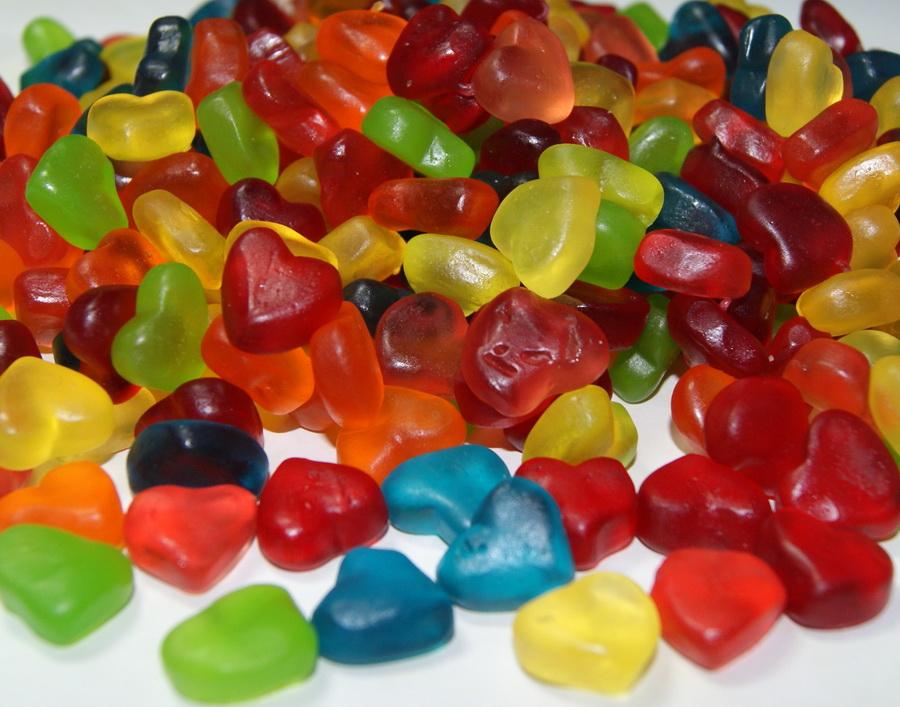 Мармелад - калорийность на 100 грамм