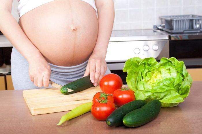 Можно беременным есть клетчатку