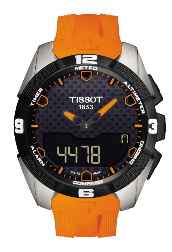 Tissot T-Touch Expert Solar Exclusive