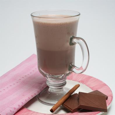 Рецепт какао с молоком без сахара. Калорийность, химический состав и пищевая ценность.