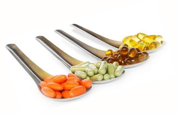 Витамины способствуют нормальному росту клеток