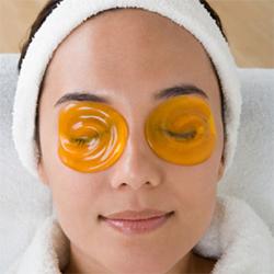 Маска с желатином для лица от морщин в домашних условиях вокруг глаз