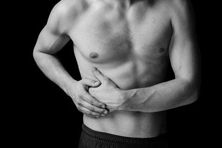 Боли в животе при остеохондрозе грудного отдела позвоночника