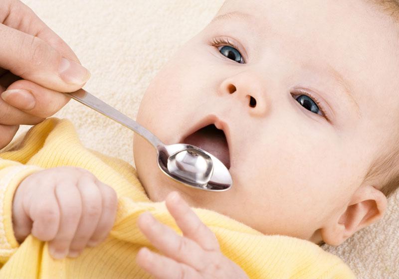 Пребиотики для детей с рождения