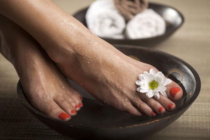 Жжение стоп ног причины лечение