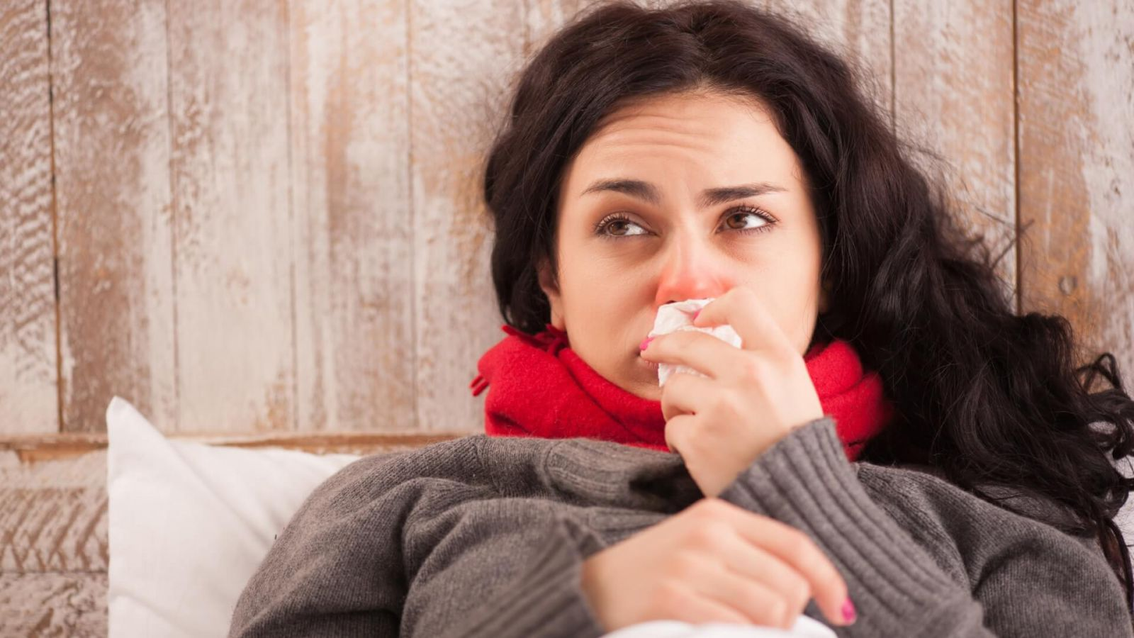 Спорт и простуда
