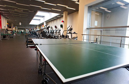 О клубе - Сеть фитнес-клубов